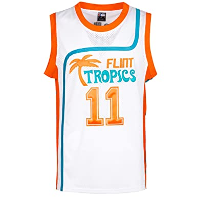 MOLPE Men s Ed Monix 11 quot Flint Tropics Basketball Jersey S-XXXL ... dc075516b