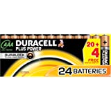 Duracell Plus Power DUR019058 AAA Batteries Pack of 24