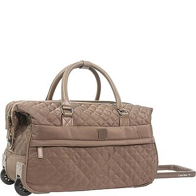 552ed12eda Calvin Klein Unisex Hawthorne Wheeled Duffel 50%OFF - products ...