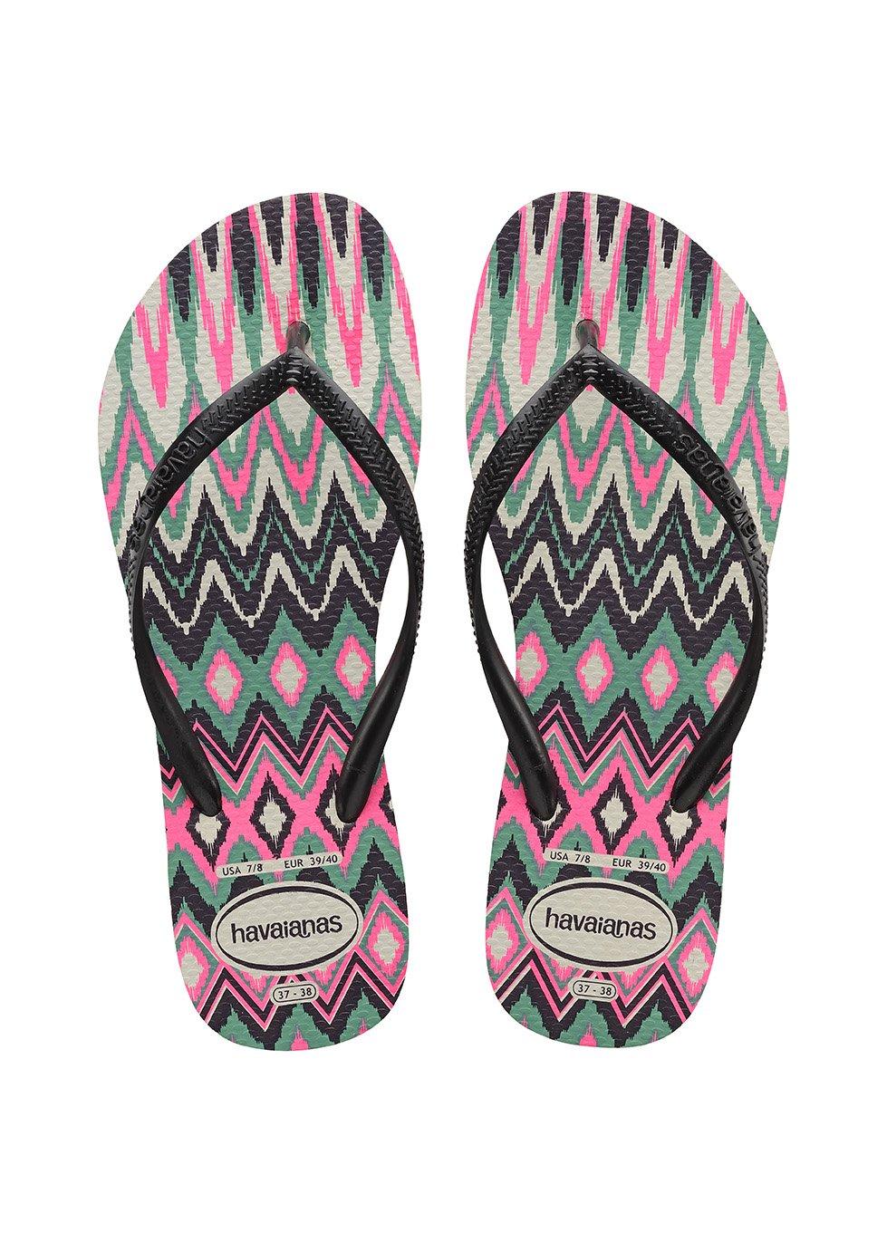 Havaianas Slim Tribal, Tongs Femme 4115842