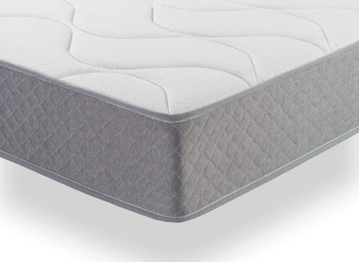 DORMIDEO Metropolitan - Colchón de muelles ensacados 80x200