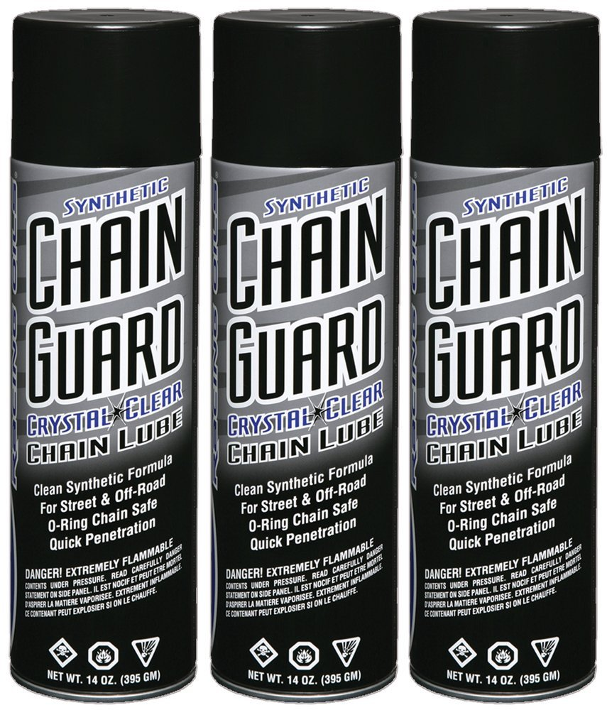 Maxima Racing Oils CS77920-12PK-12PK Synthetic Chain Guard Aerosol - 168 oz., (Pack of 12)