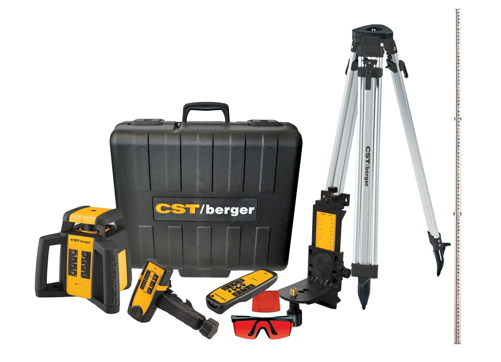 CST/berger RL25HVCK Horizontal/Vertical, Interior/Exterior Rotary Laser Complete Kit