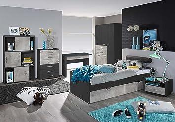 Jugendzimmer komplett für jungs  Jugendzimmer, komplett, Set, Jungen, Mächen, Jugendzimmermöbel ...