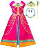 Romy's Collection Snow Queen Elsa Party Dress