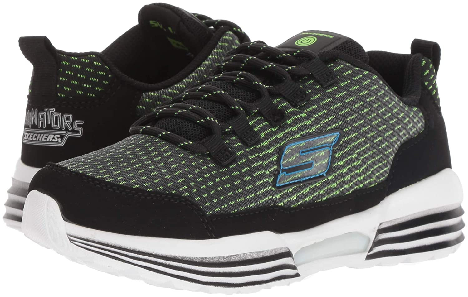 Skechers Gar 2 flash Hypno on 0Rapid 0w8vmNn