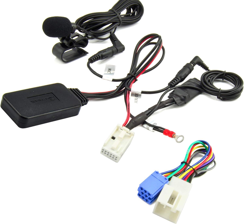 Bluetooth Aux Adapter Vw Audi Seat Skoda Elektronik