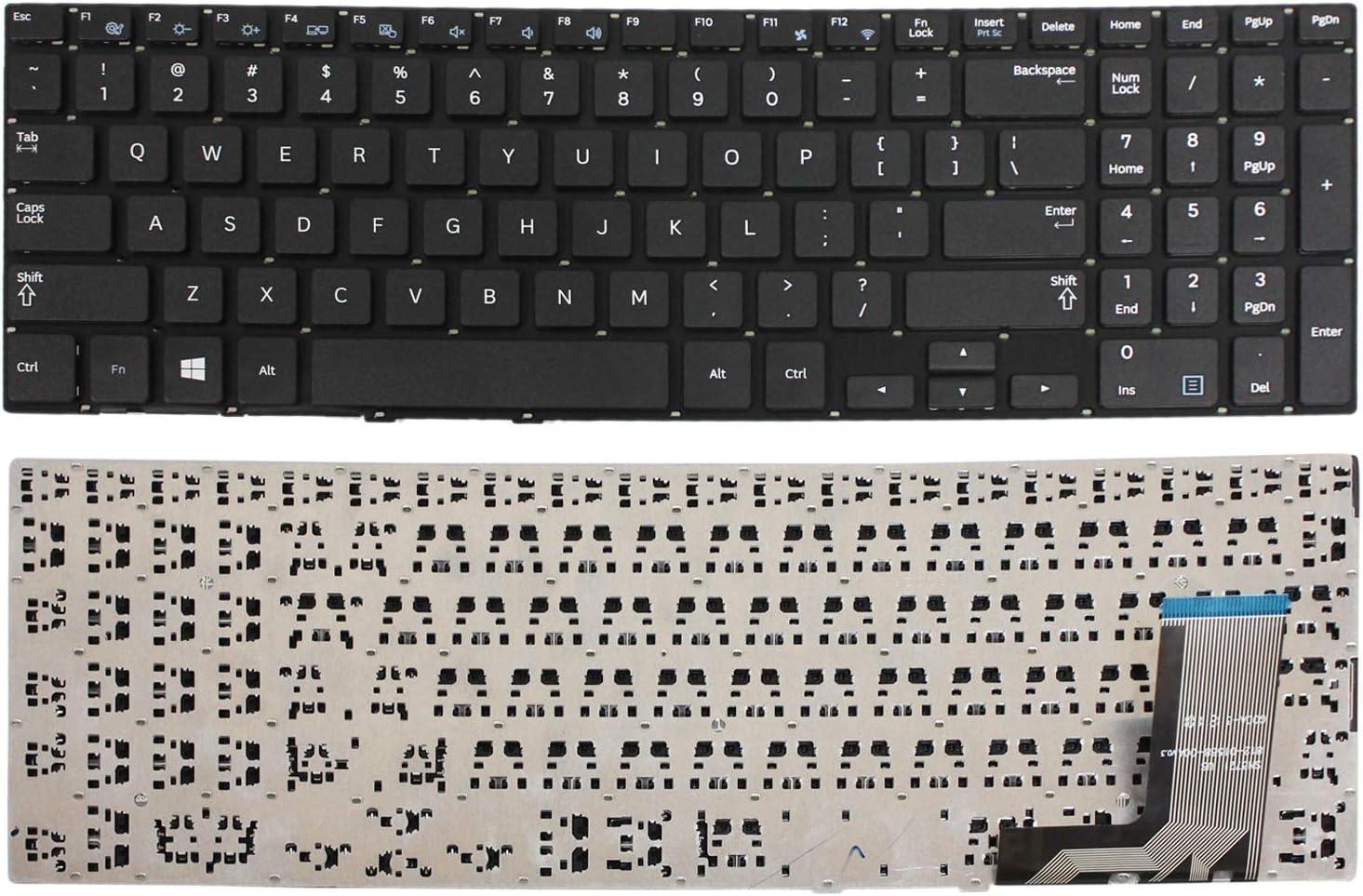 teclado repuesto Samsung NP470R5E-K02UB NP470R5E-X01