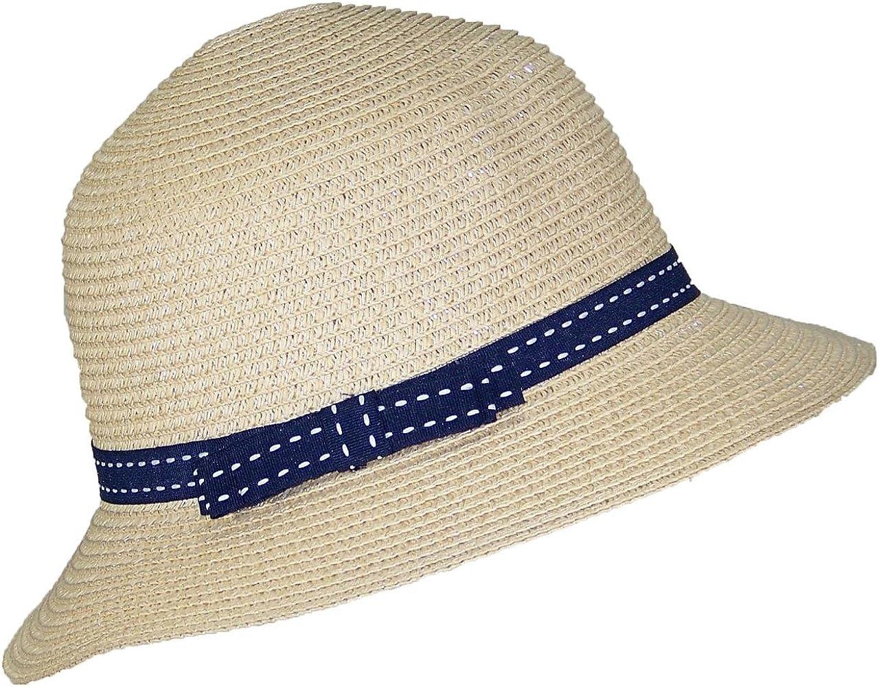 Tropic Hats Cloche Sun...