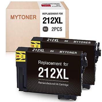 Amazon.com: MYTONER - Cartuchos de tinta remanufacturados de ...