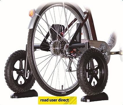 Ruedas estabilizadoras / de entrenamiento / de movilidad para bicicleta de adultos compatibles con ruedas de