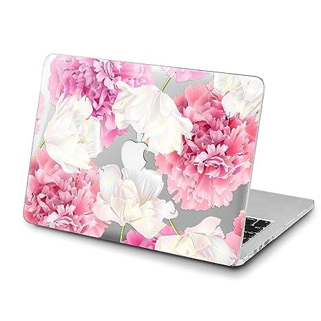 half off 36c4d ad2e7 Amazon.com: Lex Altern Apple MacBook Pro 13 inch 2018 Case Mac 15 ...