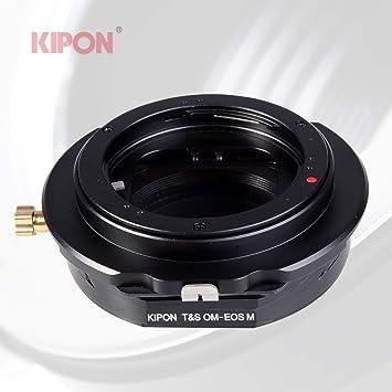 Kipon Adapter for Olympus OM Mount Lens to Nikon Z Full Frame Mirrorless Camera Z6 Z7