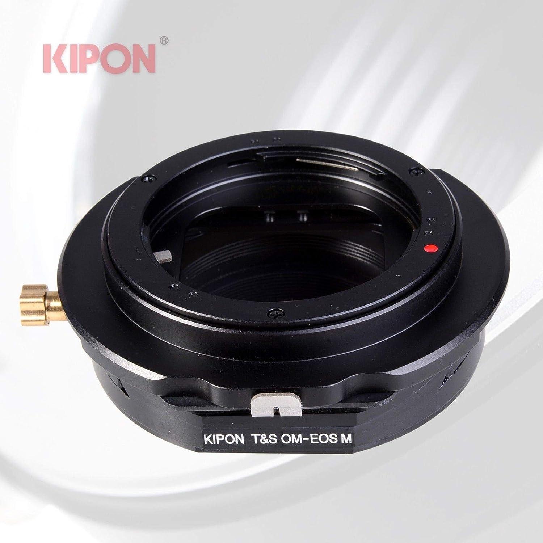 Kipon ティルトシフトアダプター オリンパス OMレンズからキヤノン EOS M ミラーレスカメラ用   B07KJ44G7W