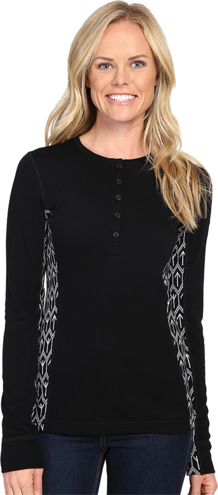 Dale of Norway Women's Viking Basic Sweater Black Sweater SM (Women's 4-6)