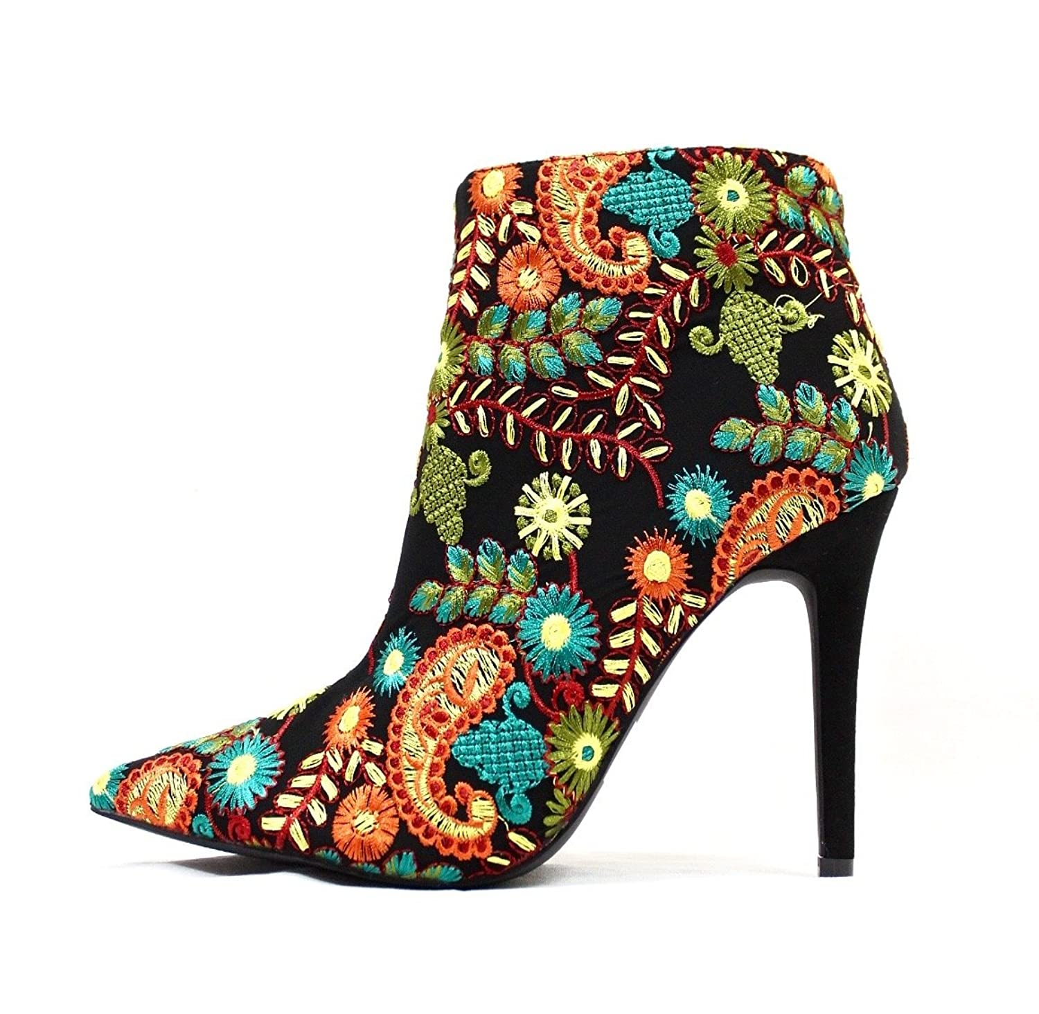 Royal lion mens classroom periodic table of elements rubber flip milia 61 embroidered pointy toe high heel dress stiletto ankle boots bootie urtaz Gallery