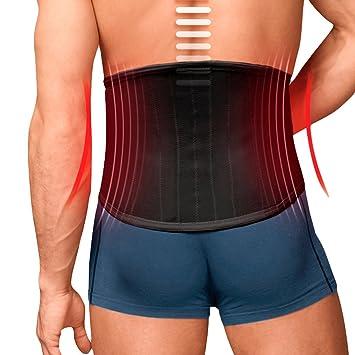 Turbo Med Orthopädischer Stützgürtel Rückenbandage HEXENSCHUSS Ischias Rücken