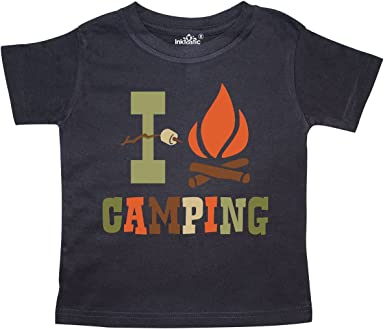 inktastic Lifes Better Campfire Toddler T-Shirt