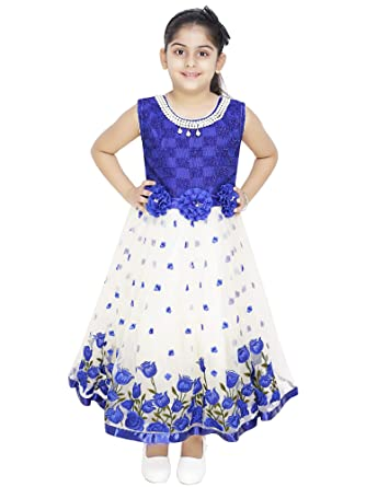 c4aaba323880 Crazeis Girl's Beautiful Dress for Age 3 to 8 Years: Amazon.in ...