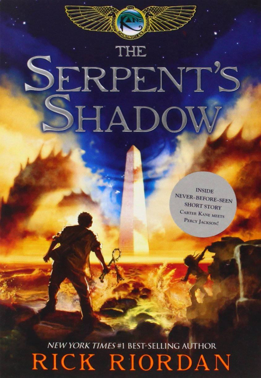 SERPENTS SHADOW (The Kane Chronicles): Amazon.es: RICK RIORDAN: Libros en idiomas extranjeros