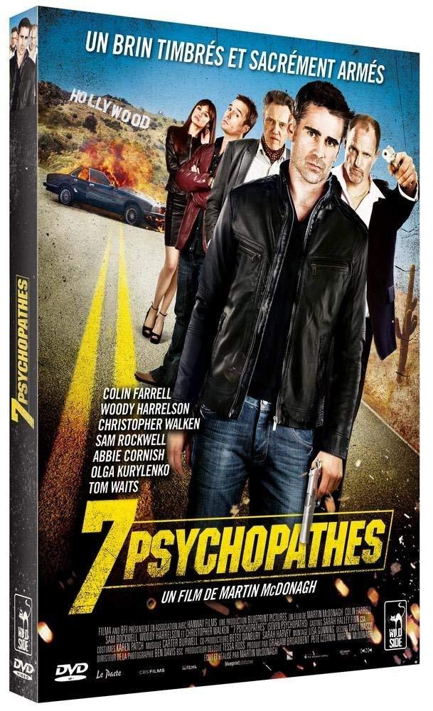 Amazoncom 7 Psychopathes Colin Farrell Woody Harrelson Abbie