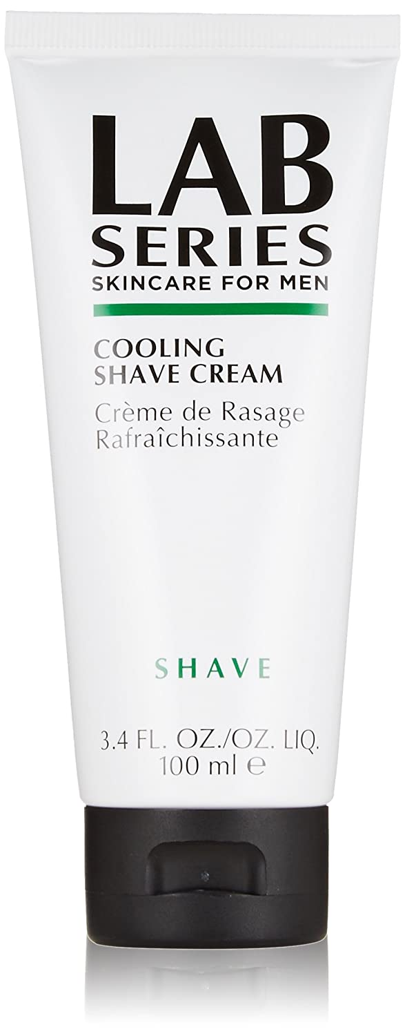 LAB SERIES Cooling Shave Cream Tube, 3.4 Fluid Ounce