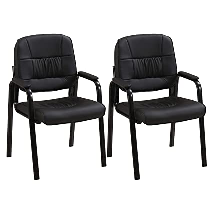 Amazoncom Porthos Home Tq007a Blk Office Guest Reception Padded