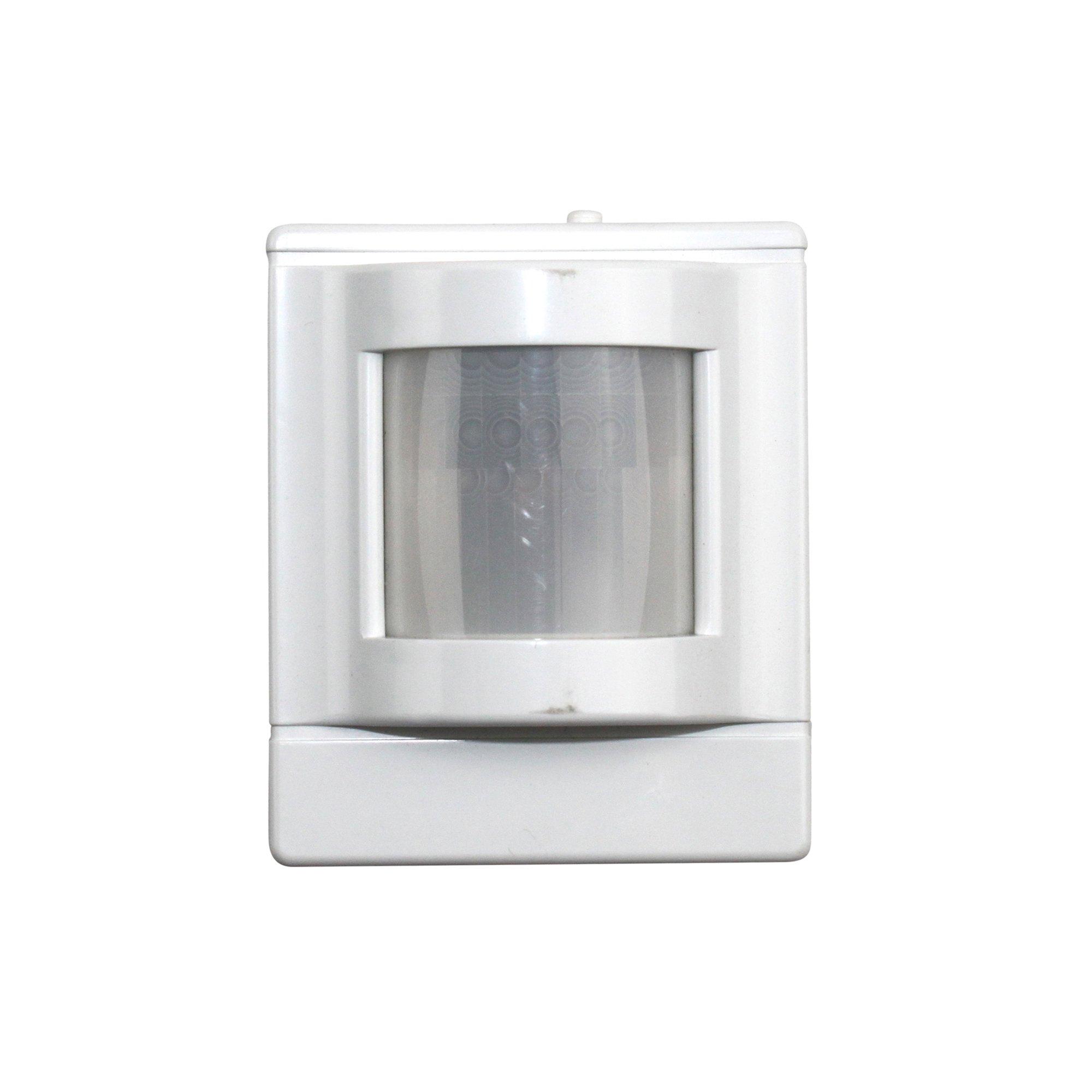 Sensor Switch HW-13 PIR Hallway Sensor Motion Occupancy Sensor Low Voltage, White