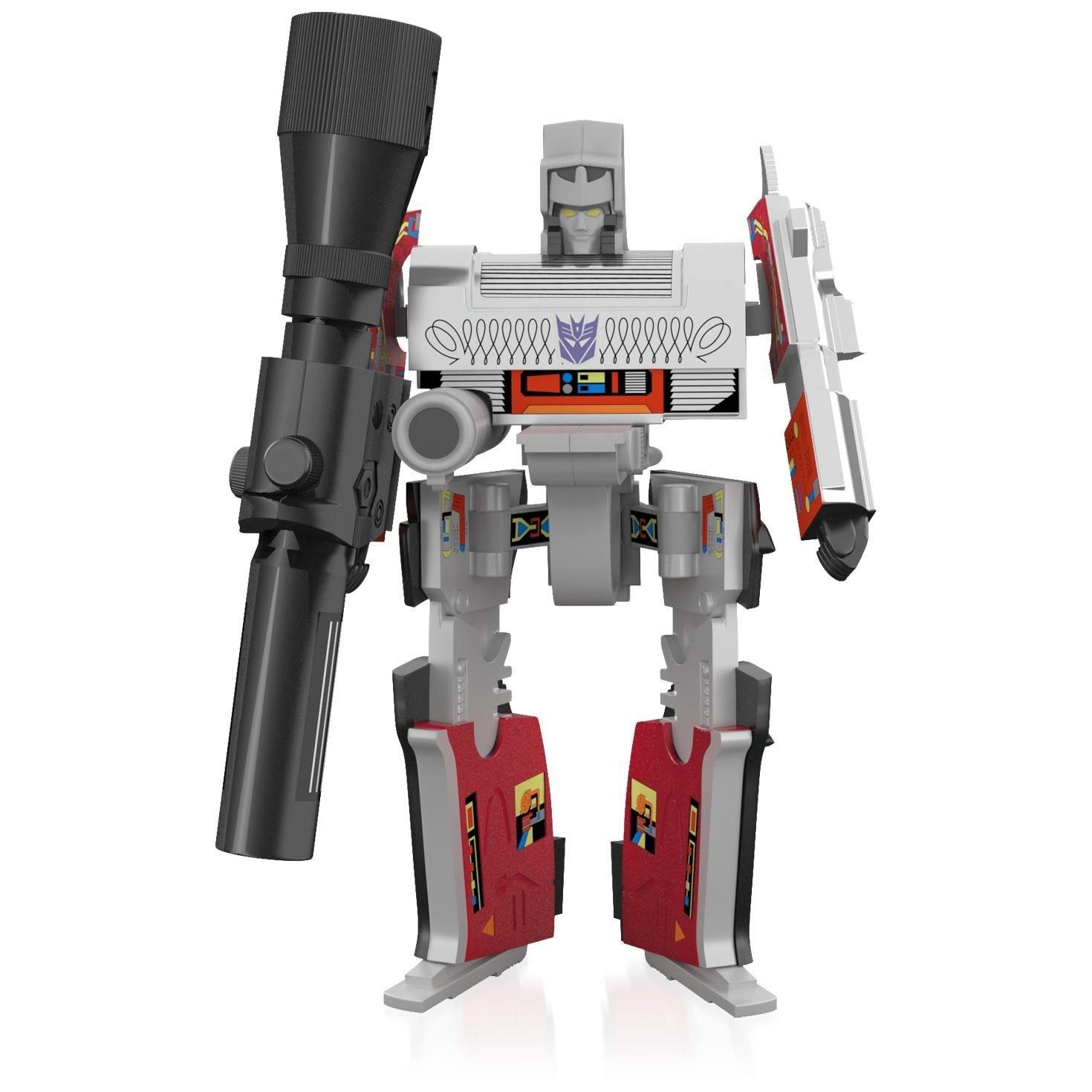Hasbro - Transformers - Megatron Ornament 2015 Hallmark