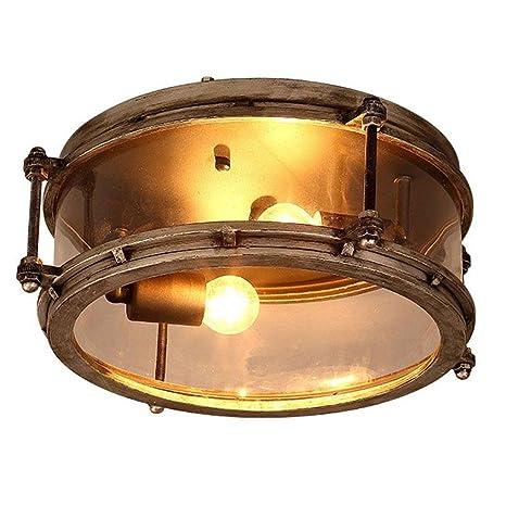 industriales - Lámpara de techo retro vintage antiguo ...