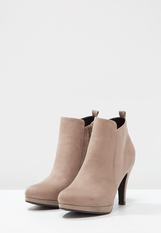 526cc116 Anna Field Botas de Mujer Al Tobillo - Botines con Tacón EN Beige, Talla  36: Amazon.es: Zapatos y complementos