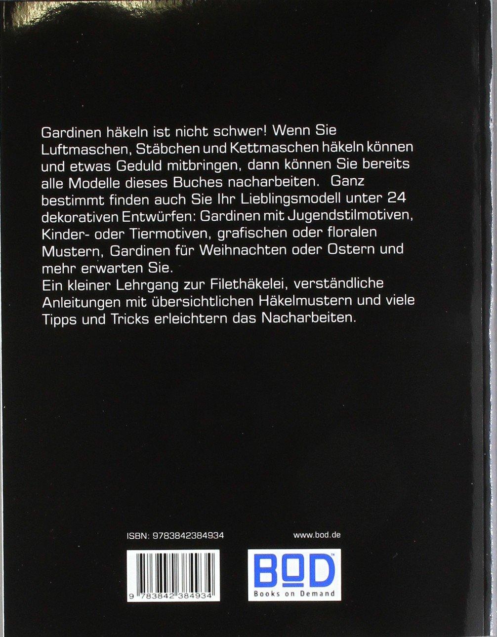 Gehäkelte Gardinen 2 Amazonde Elke Selke Bücher