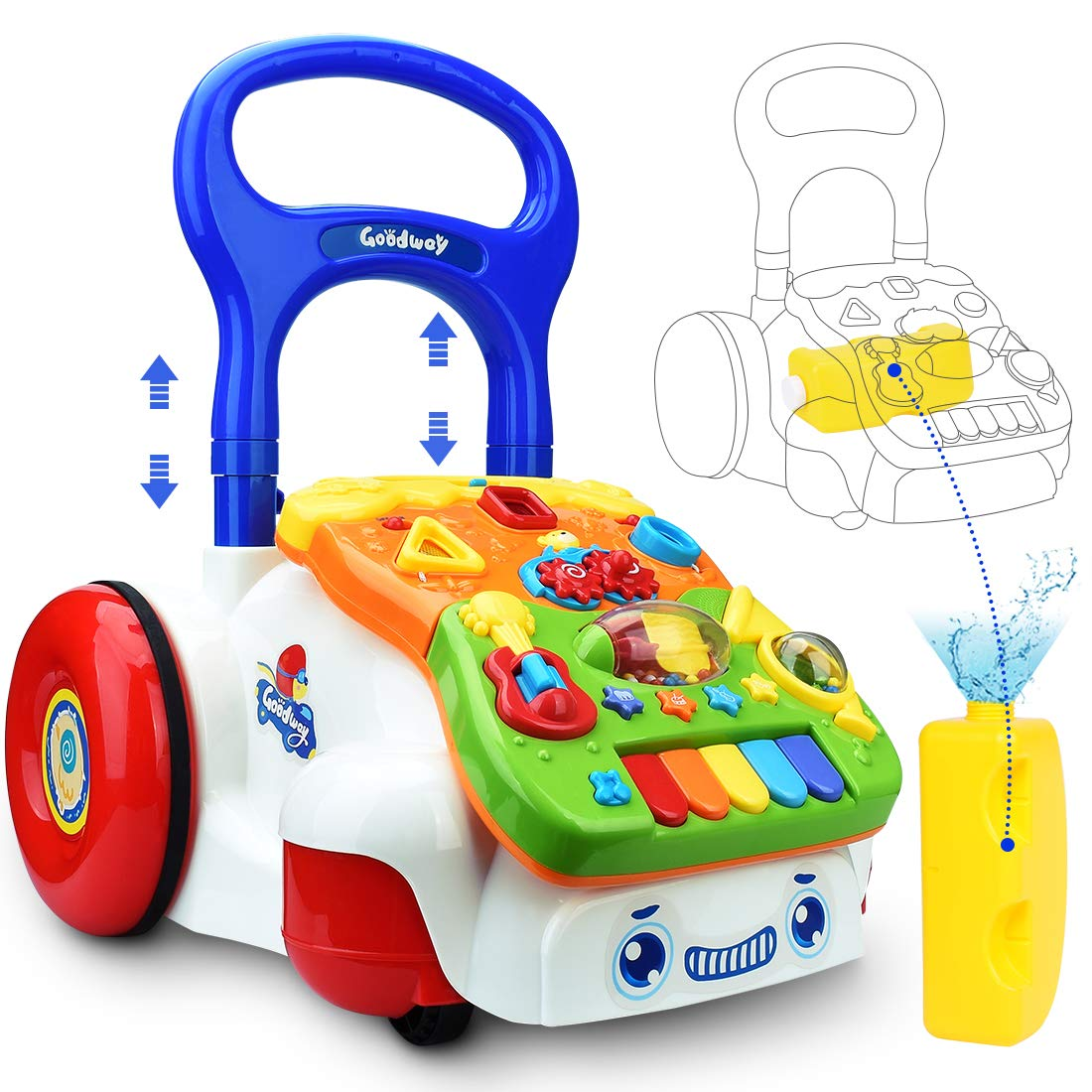 Top 15 Best Walking Toys for 1 Year Olds Mothers Should Consider 13
