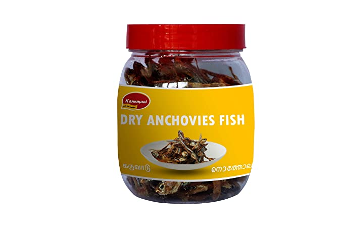 Kannmani Dry Anchovies Fish 100 g