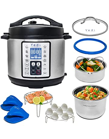 Amazon com: Pressure Cookers: Home & Kitchen