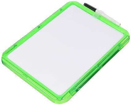 Amazon.com  Darice 1 Piece Dry Erase Board, 11.4 by 8.5