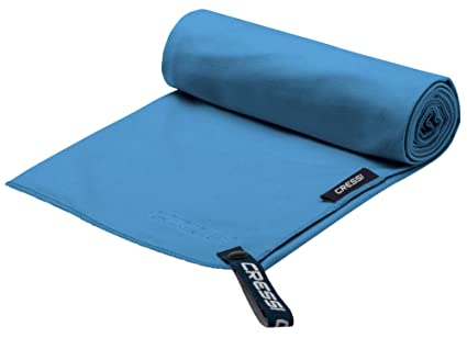 Cressi Microfibre Fast Drying Serviette Sport Mixte