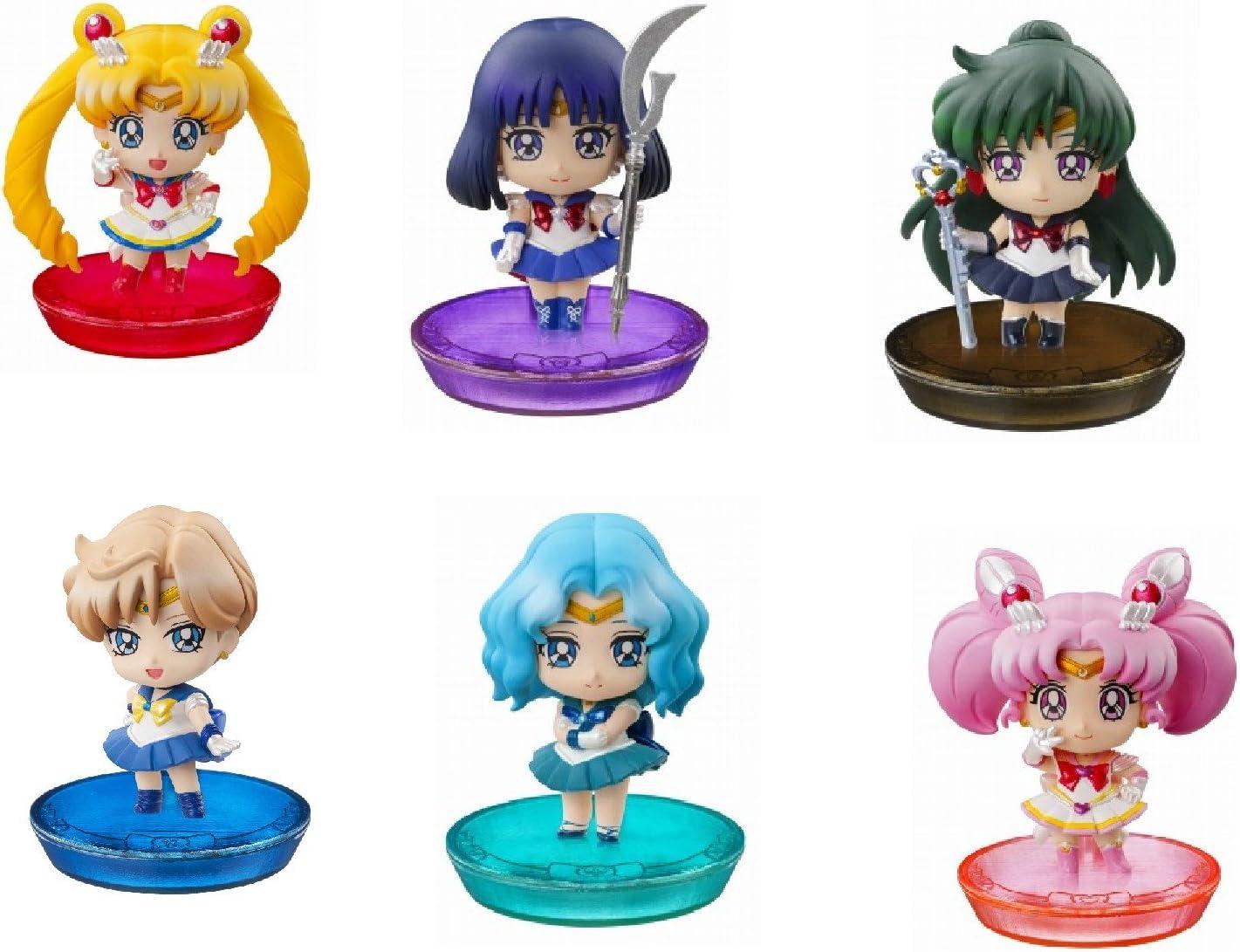 NEW Petit Chara Sailor Moon Christmas Special Box Vol.1 /& Warrior Edition Japan