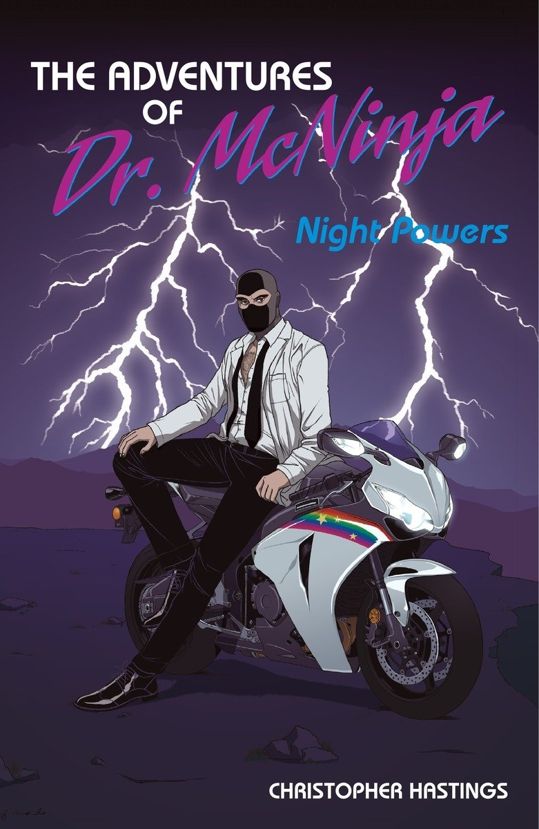 The Adventures of Dr. McNinja: Night Powers: Amazon.es ...