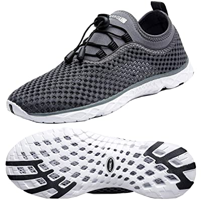 Zhuanglin Men's Quick Drying Aqua Water Shoes | Water Shoes