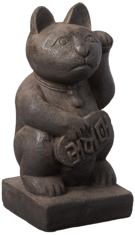 Repose Ruhe Maßeki Neko Lucky Cat Statue