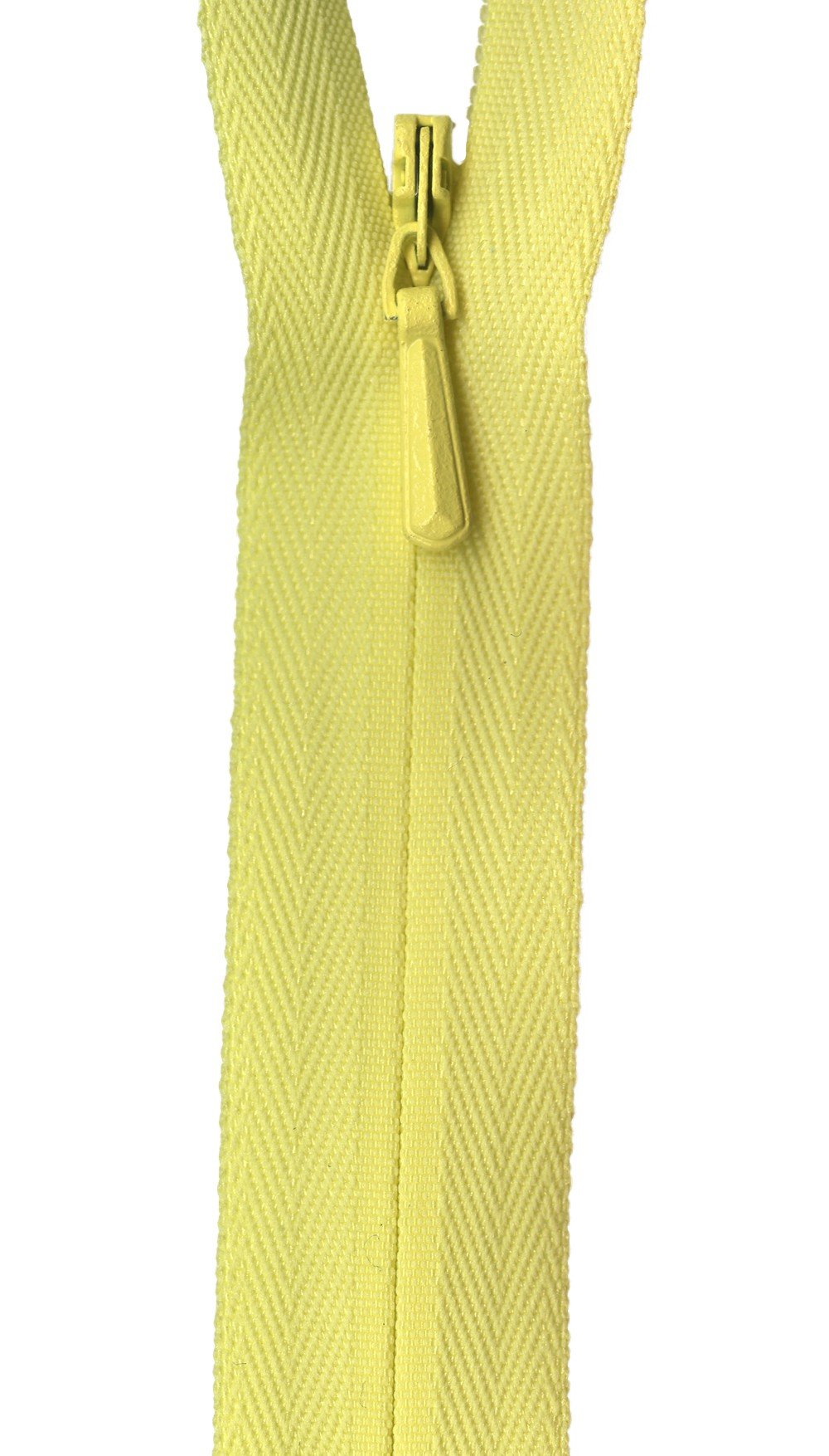 American & Efird 318-503 Unique Invisible Zipper, 18-Inch, Yellow by American & Efird