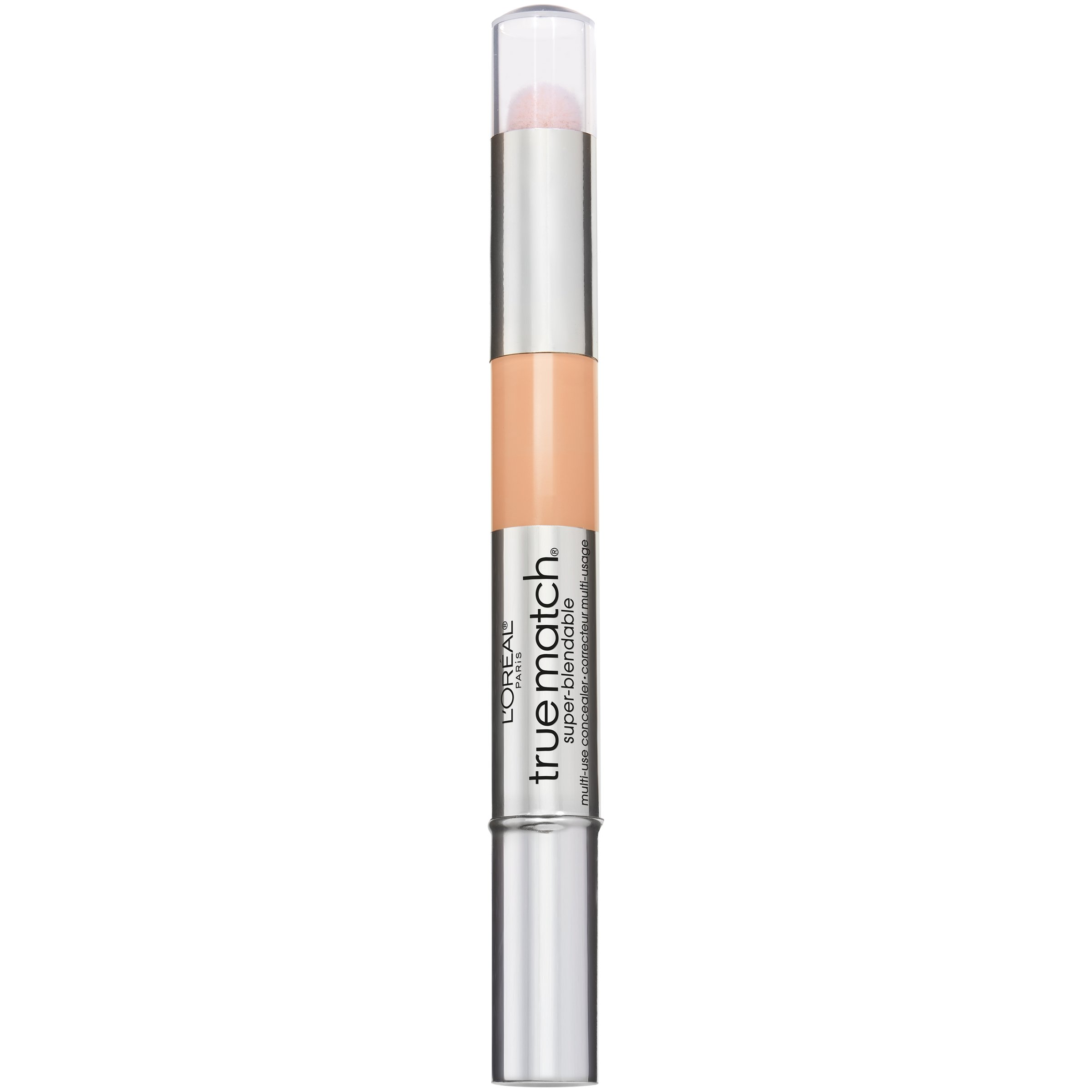 L'Oreal Paris Cosmetics True Match Super-Blendable Multi-Use Concealer Makeup, Light C3-4, 0.05 Fluid Ounce