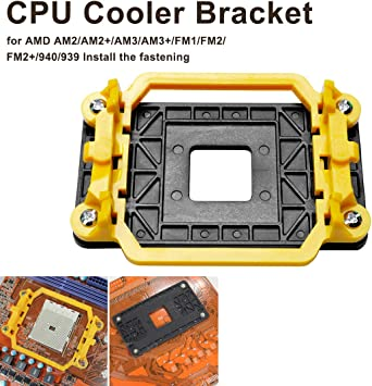 YOGINGO Base del Soporte del Ventilador del radiador de la CPU ...