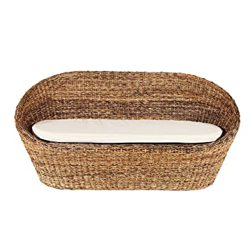 Rotin Design REBAJAS : -47% Sofa de ratan 2 plazas Maya ...