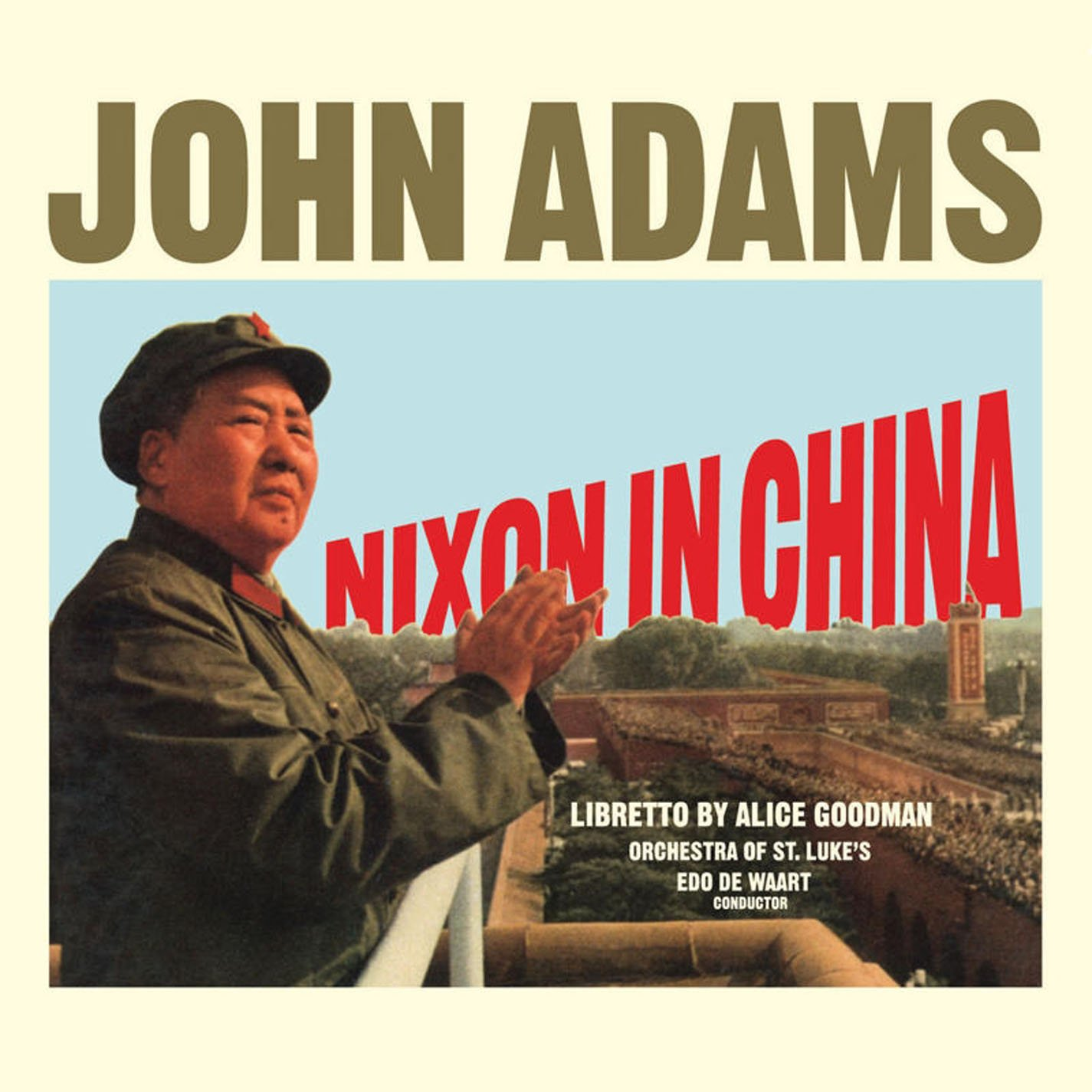Adams: Nixon Translated China in Omaha Mall
