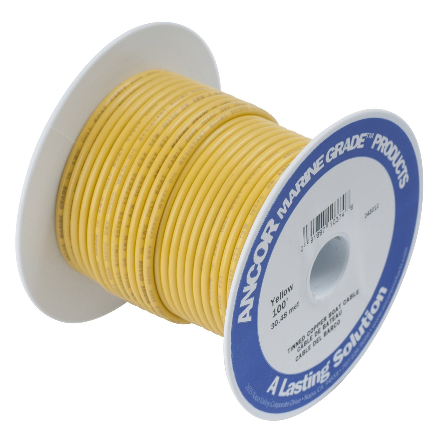 Ancor 101099 Marine Grade Electrical Primary Tinned
