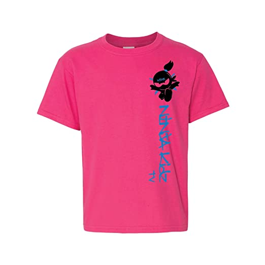 Ninja Kidz- TV Girl Tee T-Shirt Short Sleeve