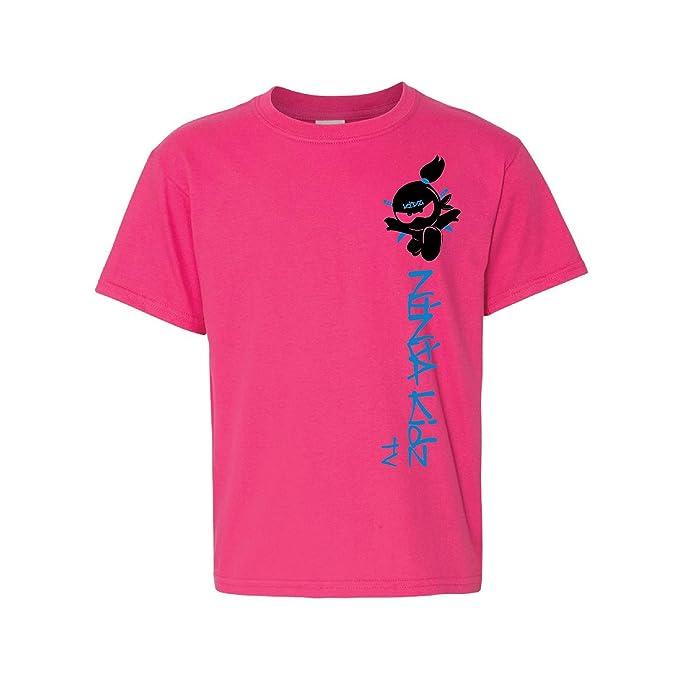Amazon.com: Ninja Kidz - Camiseta de manga corta para niños ...