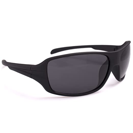 1774de5c4c Image Unavailable. Image not available for. Color  Sport Driving Wrap  Around Sunglasses